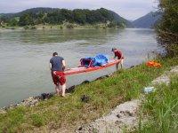 Boote einsetzen
